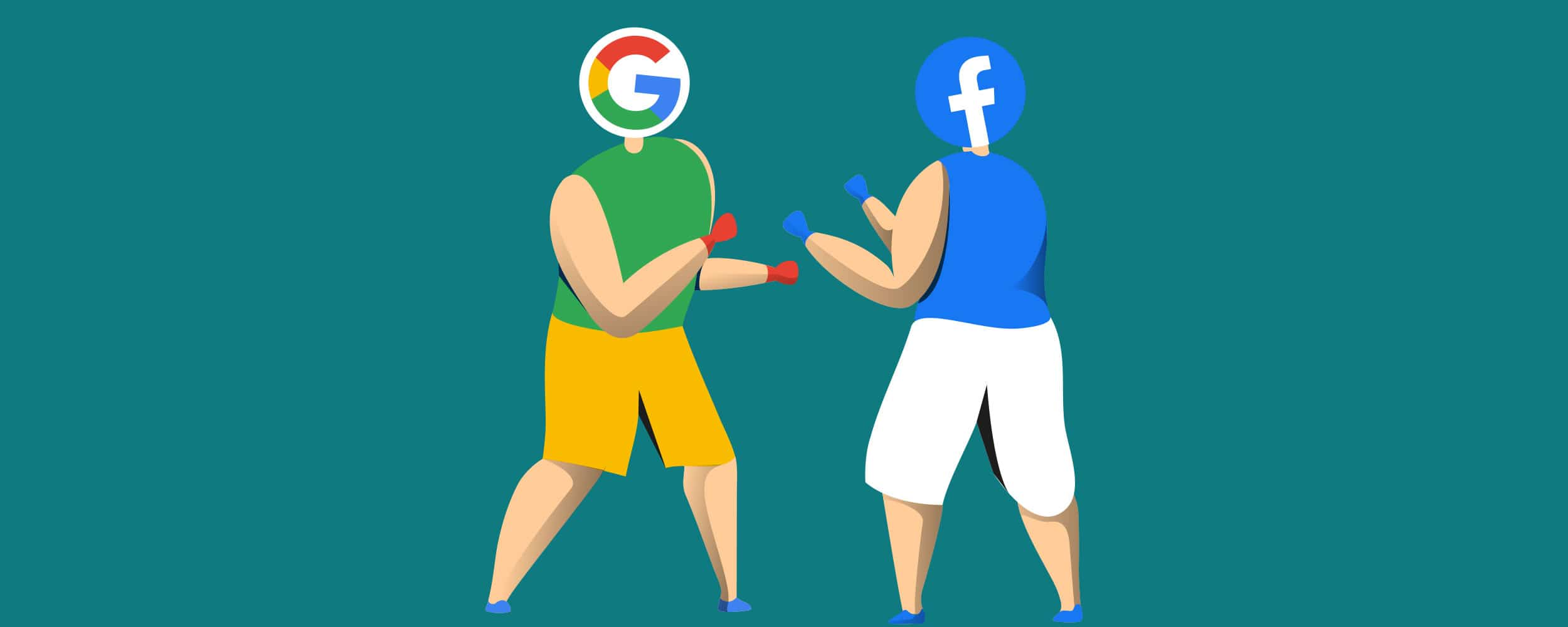 Google oder Facebook Ads