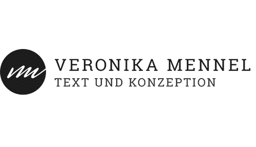 logo veronika mennel